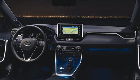 Interni Rav4 Nuova Toyota Rav 4 Debutto A Ny Virgilio Motori