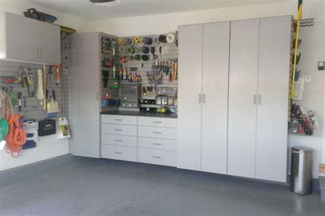 Valet Custom   High End Garage Cabinets & Storage