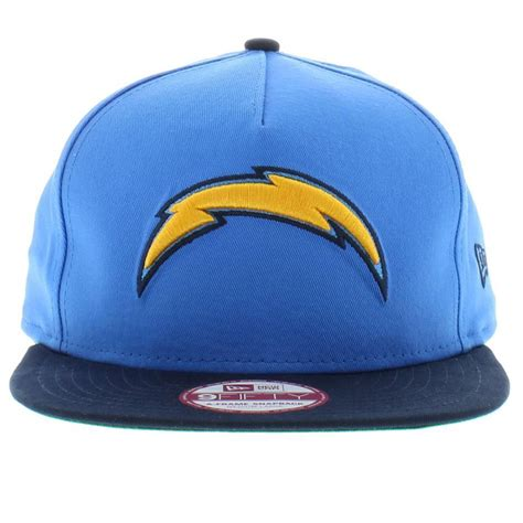 san diego chargers colors san diego chargers team colors the team flip 2 snapback