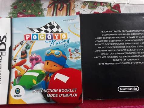 Listado completo de juegos de nintendo ds con toda la información: Juego nintendo DS Pocoyo Racing de segunda mano por 10 € en Vigo en WALLAPOP