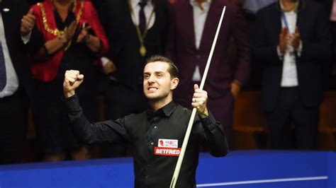 Mark Selby in first-round exit at World Championship ...