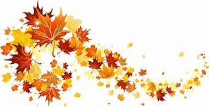 Fall Clipart Transparent Background - ClipartXtras