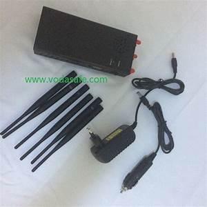 High Power Each Band 1w Total 6w Portable Six Antennas