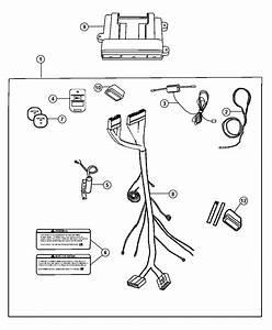 Chrysler Pacifica Install Kit  Remote Start