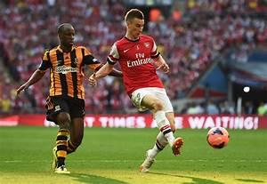 Laurent Koscielny in Arsenal v Hull City - FA Cup Final ...