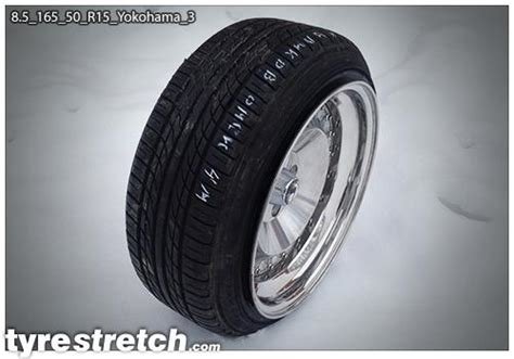 Tyrestretch.com 8.5-165-50-r15