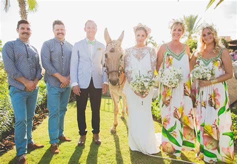 A Mexican Destination Wedding