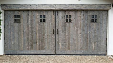 french garage doors rustic shed orange county