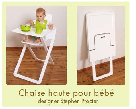 quand mettre bébé dans une chaise haute chaise haute bébé ultra plate actufraise