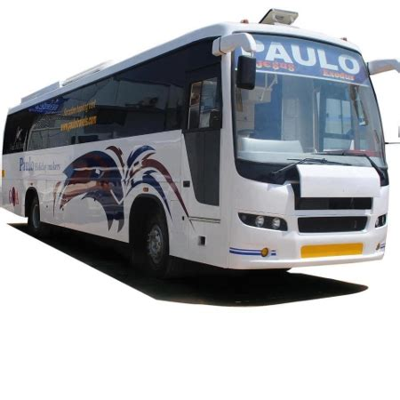 paulo travels paulo travels  bus booking