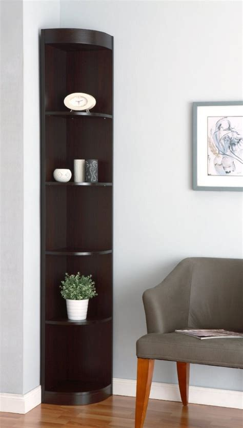 Corner Bookshelf by Top 25 Corner Bookshelf And Corner Bookcase Review