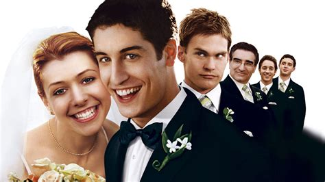 union films review american wedding