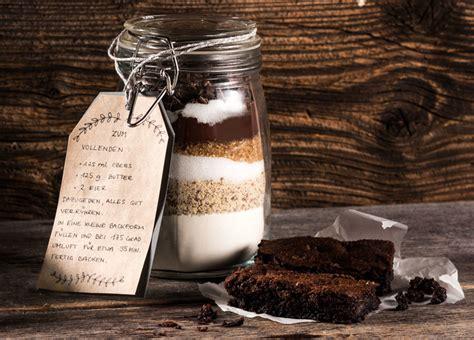 kuchenbackmischung im glas kuchen backmischung im glas f 252 r schoko brownies hofer