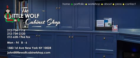 the cabinets welcome to the wolf cabinet shop york