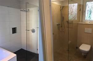 Duschtrennwand Bodengleiche Dusche : glaswand f r dusche walk in dusche glaswand ~ Michelbontemps.com Haus und Dekorationen