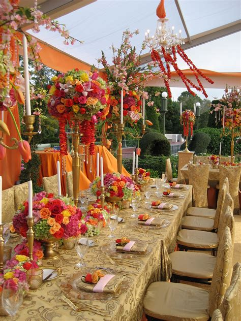 Love This Color Scheme Tented Outdoor Reception Featuring