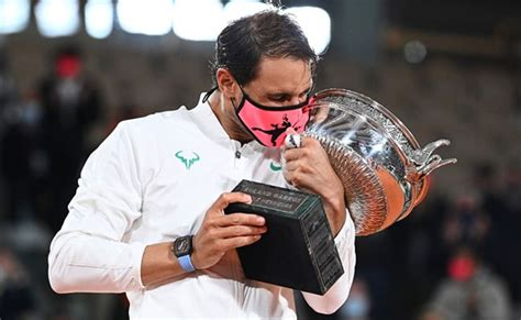 Rafael Nadal wins 13th French Open; ties Roger Federer at ...