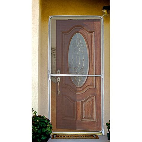 temporary screen door instant screen door bed bath beyond