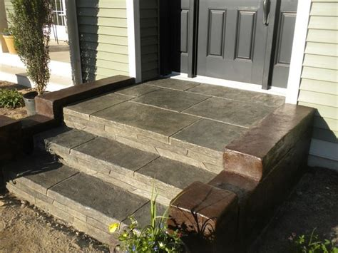 7 best patio images on sted concrete patios