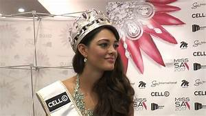 Getting To Know Your Miss SA 2017 Demi Leigh Nel Peters