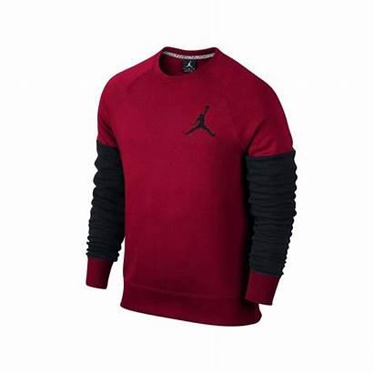 Crew Varsity Rojo Jordan Negro Graphic Manelsanchez
