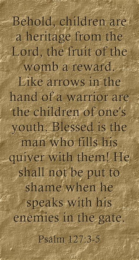 great bible verses  children   blessing