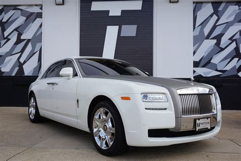 Used Rolls Royce Ghost For Sale by Used 2012 Rolls Royce Ghost For Sale 122 900 Tactical