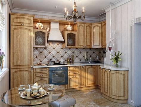 cuisine en bois h黎re décoration pour cuisine en bois