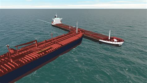 Ship Collision by Simulating Marine Collisions For A Safer Future Ship