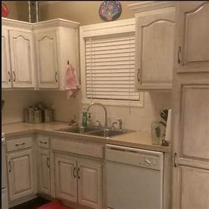 painting kitchen cabinets a rustic look With what kind of paint to use on kitchen cabinets for houzz wall art