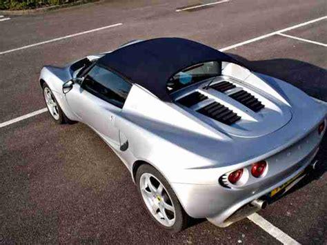 Lotus 2001 Elise S2 Convertible Honda Engine Px Tvr Tuscan