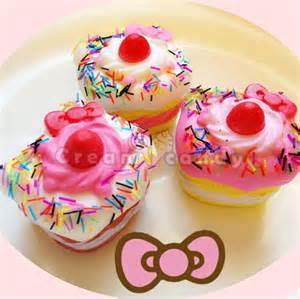Squishies Kawaii Cakes