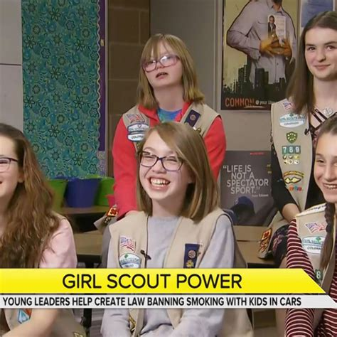 girl scouts york daily news