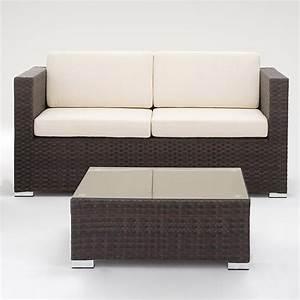 Beistelltisch Für Sofa : chimera garnitur f r den au enbereich aus aluminium und ~ Whattoseeinmadrid.com Haus und Dekorationen