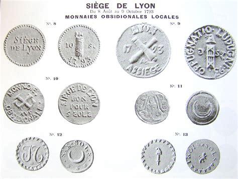 siege med lyon les monnaies de siège siège de mayence siège de