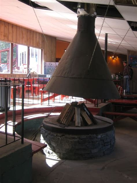 indoor outdoor pit quot fire pit quot outdoor living room metal hood google search fire pit with metal hood pinterest