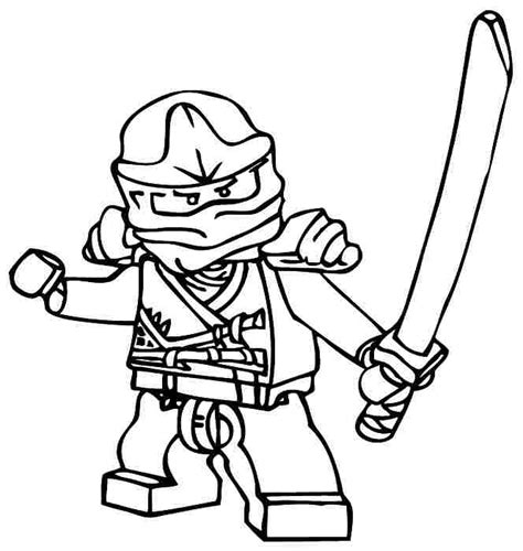 coloring pages  ninjago cars  lego green ninja