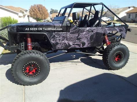 jeep buggy 1998 2012 rock buggy jeep wrangler lj custom sand desert