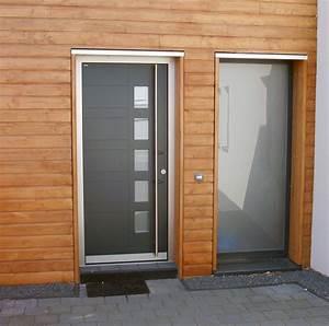 fabricant de porte aluminium ateliers goudier With porte d entrée 80x215
