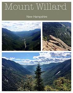 Mount Willard, NH Perfect Hike for Early Fall Weather ...