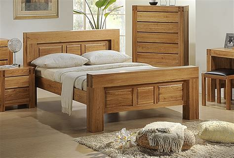 soild oak bedroom furniture set homegenies