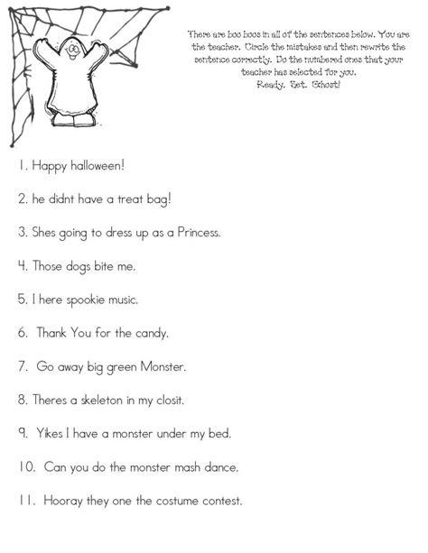 noting details worksheets for grade 3 worksheet exle