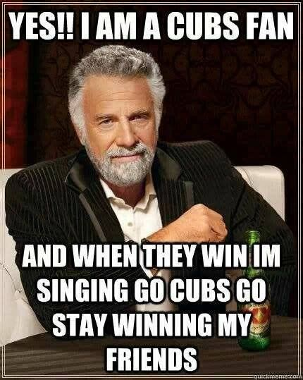 Chicago Cubs Memes - 173 best chicago cubs everything images on pinterest chicago cubs baseball cubs win and go