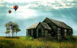 wallpapers: Little Houses Wallpapers