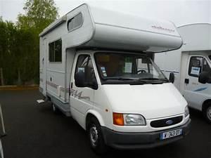 Camping Car Ford Transit Occasion : challenger 120 occasion de 1996 ford camping car en vente meung sur loire loiret 45 ~ Medecine-chirurgie-esthetiques.com Avis de Voitures