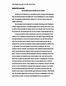 Supernatural In Macbeth Essay supernatural in macbeth essay plan ...