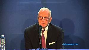 SMU's Larry Brown talks about NCAA Sanctions - YouTube