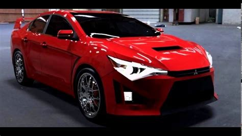 New Mitsubishi Evolution by 2016 2017 Mitsubishi Evo X Edition New Sport Car