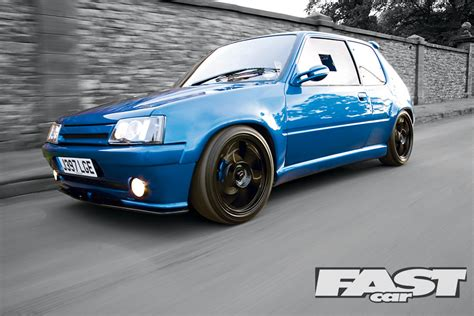 Fclegends 5 Peugeot 205 Gti 1 9 Fast Car