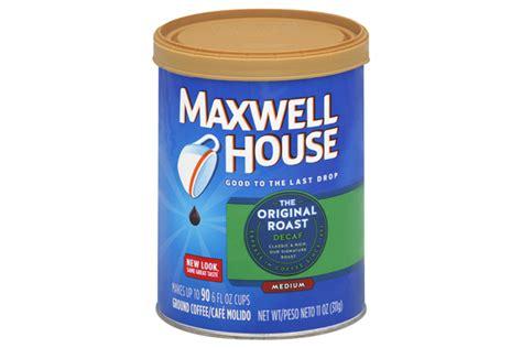 Maxwell House Decaf Original Medium Roast Ground Coffee 11 Black Coffee Superman Mp3 Download Pieces Of Me Peet's Nutrition Images Starbucks Acidity No Sugar Peet�s Shanghai Latest Album